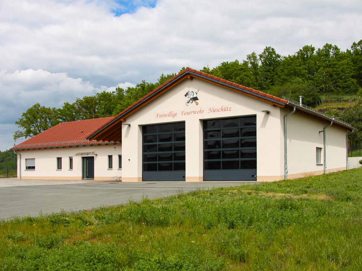 Unsere Projekte | Feuerwehr Nieschütz