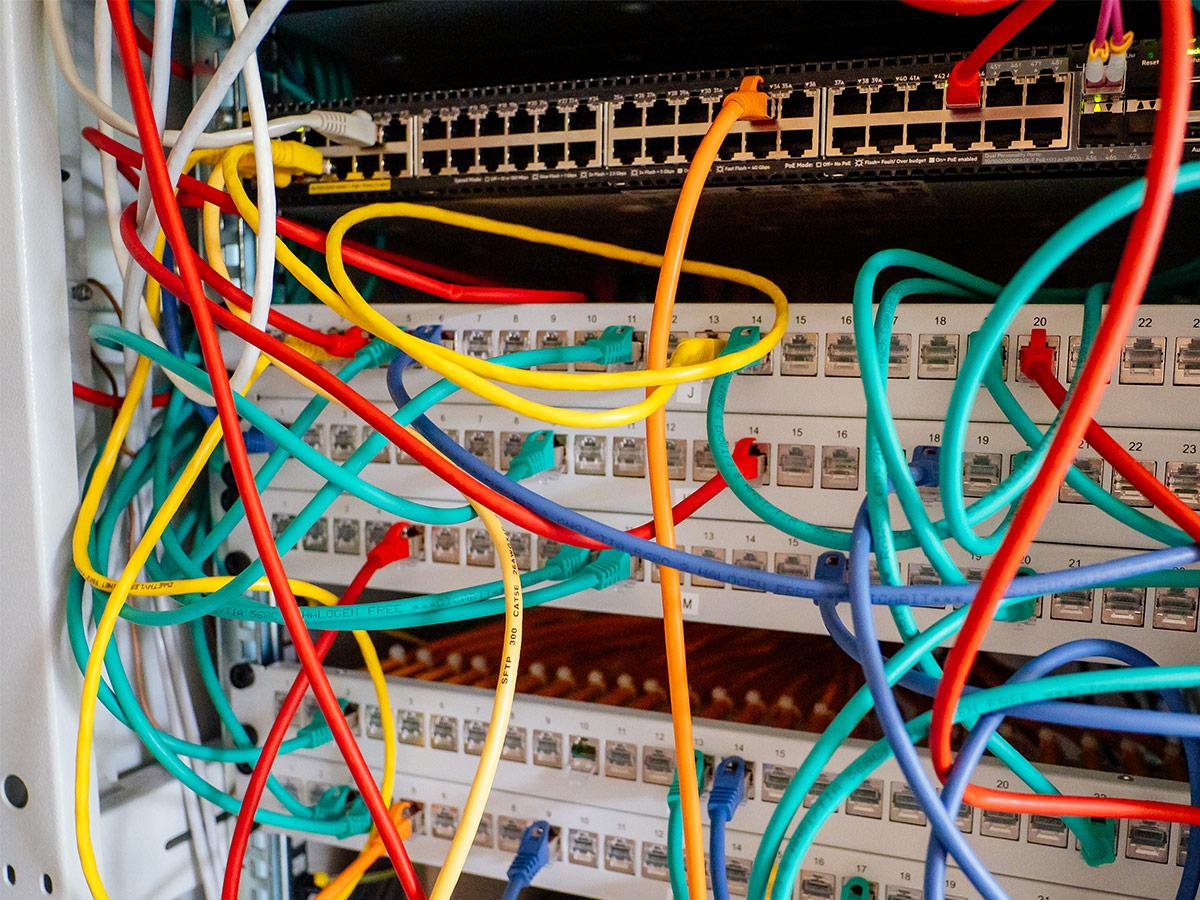 Unsere Projekte | IT-Anlage, Netzwerk